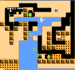 ホッターマンの地底探検