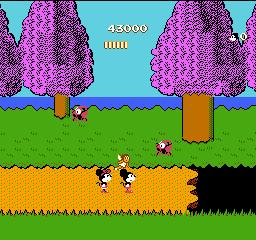 ミッキーマウス不思議の国の大冒険
